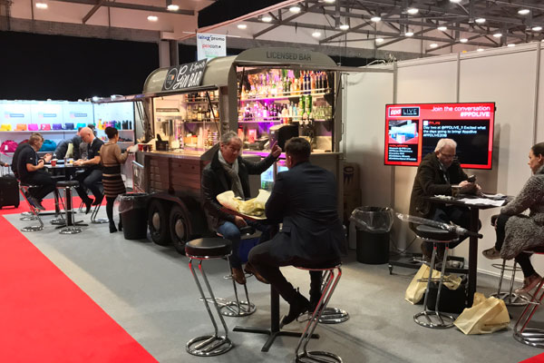 My Mobile Bar Hire at PPD Live 2018