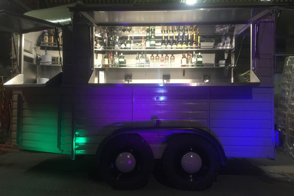 My Mobile Bar Hire at the Ricoh Arena