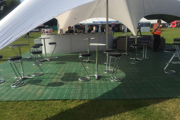 Large event bar hire