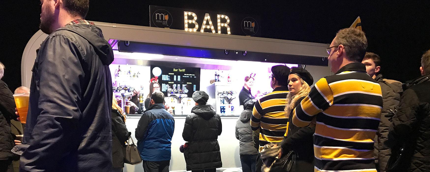 Temporary Event Bar Hire