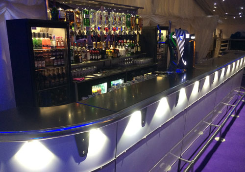 Licensed Cocktail Bar Hire