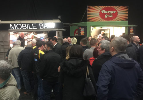 Mobile Bars For Hire UK