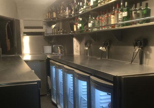 vintage bar hire